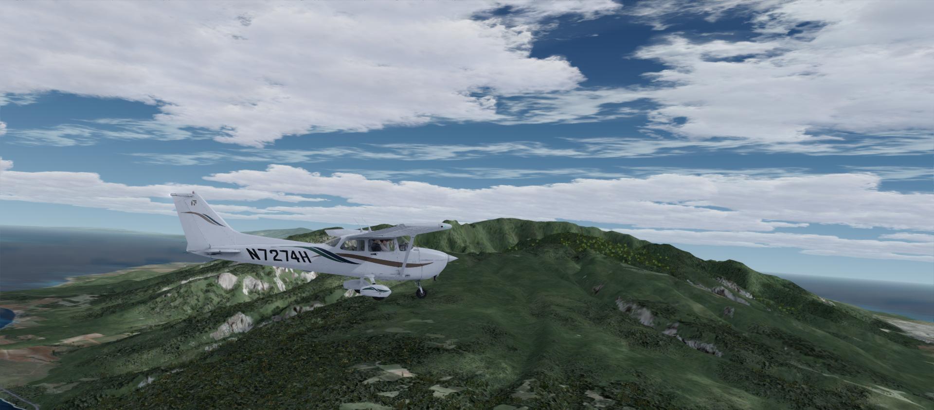 GIFT Simulator Airplane