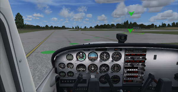 GIFT Normal Takeoff